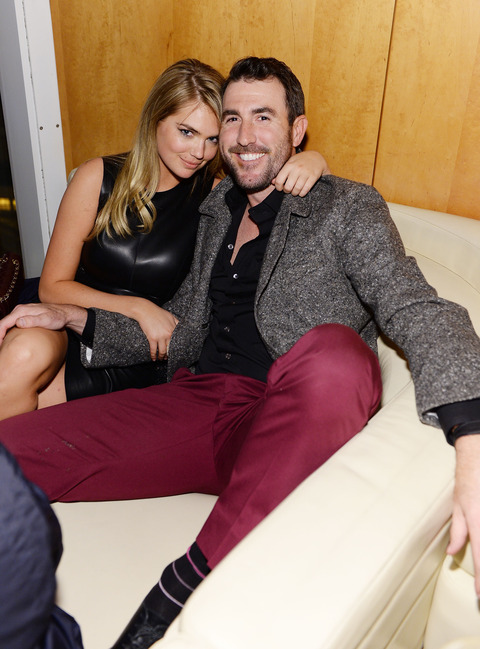 Kate Upton GQ Super Bowl Party 2014 NY (1)