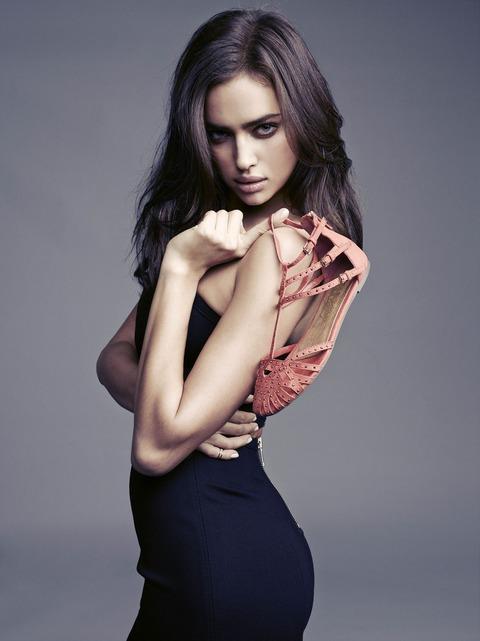 Irina Shayk - SS 2014 ad campaign of XTI 01