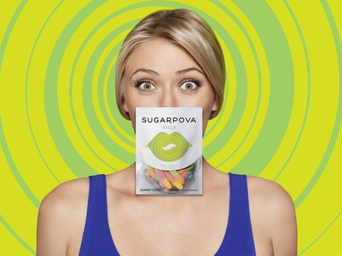 Maria Sharapova - Sugarpova Photoshoot 2012 06