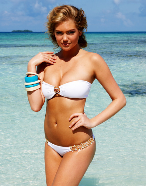 Kate Upton - Beach Bunny Swimwear