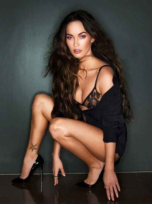 Megan Fox - Esquire magazine February 2013 (2)