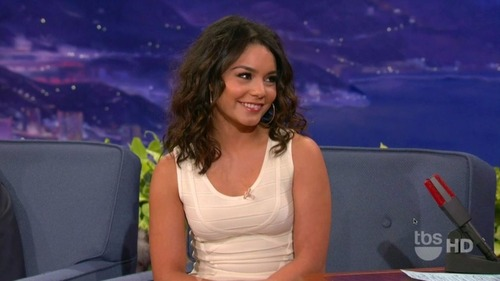 Vanessa Hudgens on Conan 03
