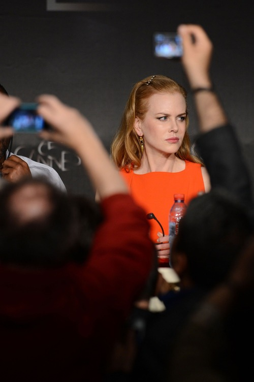 Nicole Kidman The Paperboy Press Conference in Cannes09