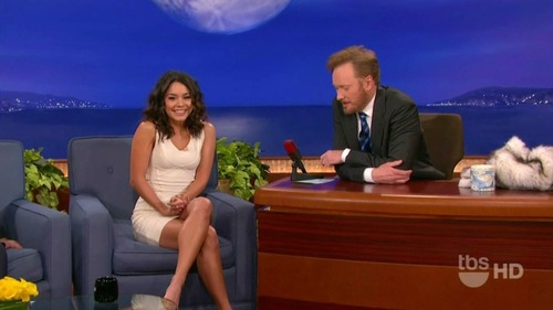 Vanessa Hudgens on Conan 13