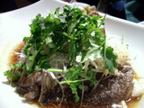 Essence蒸し魚