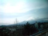 3/31富士山