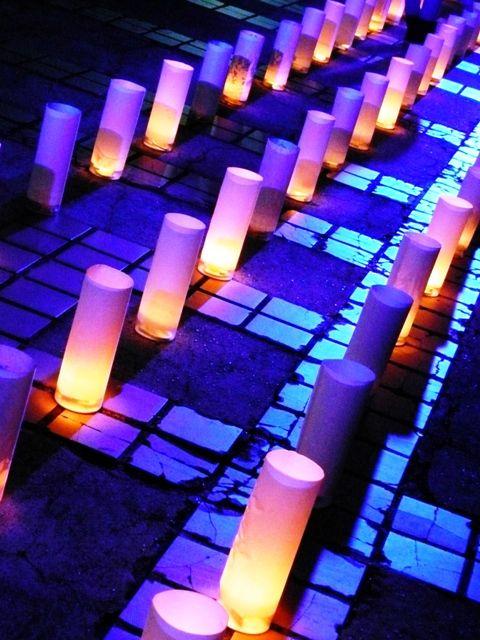 20101204甲子園会館ライトアップ (8)