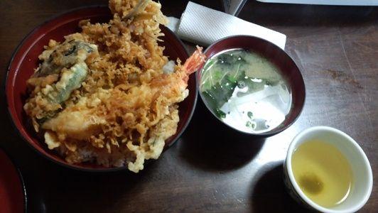 天丼|味処あさみ