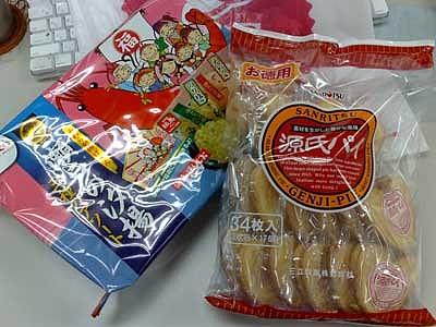 今回、王様のお菓子ランドで購入した成果(製菓?)