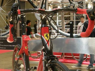 サイクルモード コルナゴ×フェラーリ