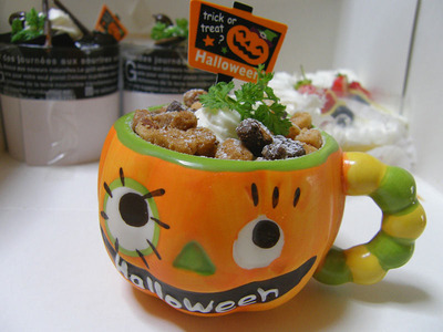 ル・パティシェ ヨコヤマ 大久保店 かぼちゃプリン