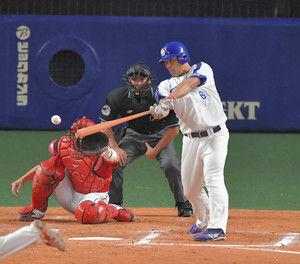 中日平田良介さん、打率キャリアハイなのに首位打者黄信号