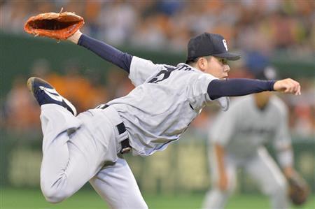 中日・若松駿太(20)23試合 140回 10勝4敗 防御率2.12