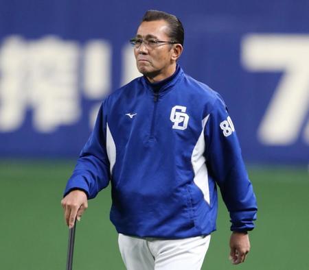 【悲報】中日森監督、特に名場面がない