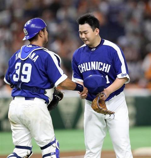 【朗報】武山真吾さん、中日の正捕手になる