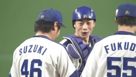 中日の正捕手争い、松井雅人と大野奨太の一騎打ち