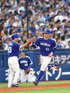 【朗報】京田の復調は福留のアドバイスのおかげだった