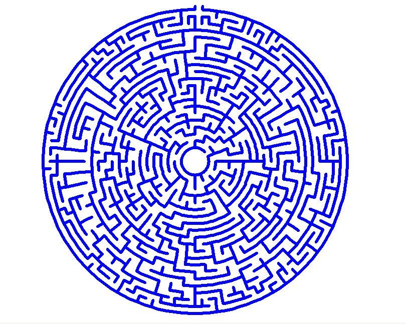 今回はサークル迷路ですので ... : クロスワードパズル無料 : パズル