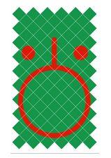 地図記号ジグソーパズル「官公署」