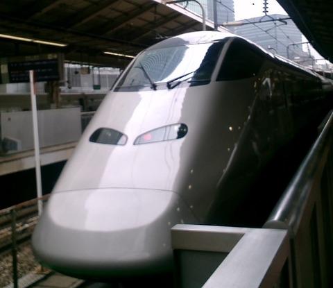 新幹線つばさTegraNote