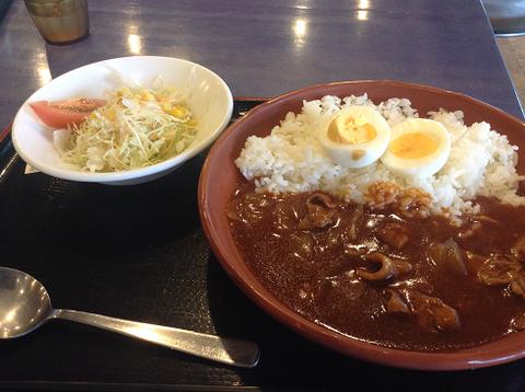 伊奈町で食べたハヤシライス