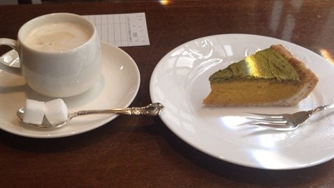 フランソア喫茶室の珈琲