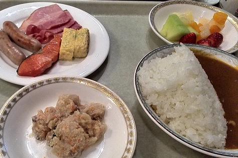 宇都宮東武ホテルグランデの朝食