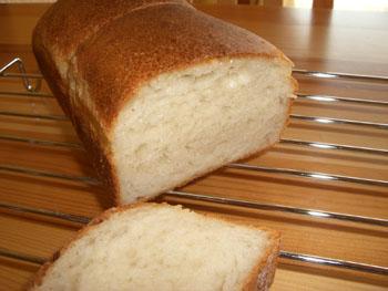 天然酵母の食パン失敗0711