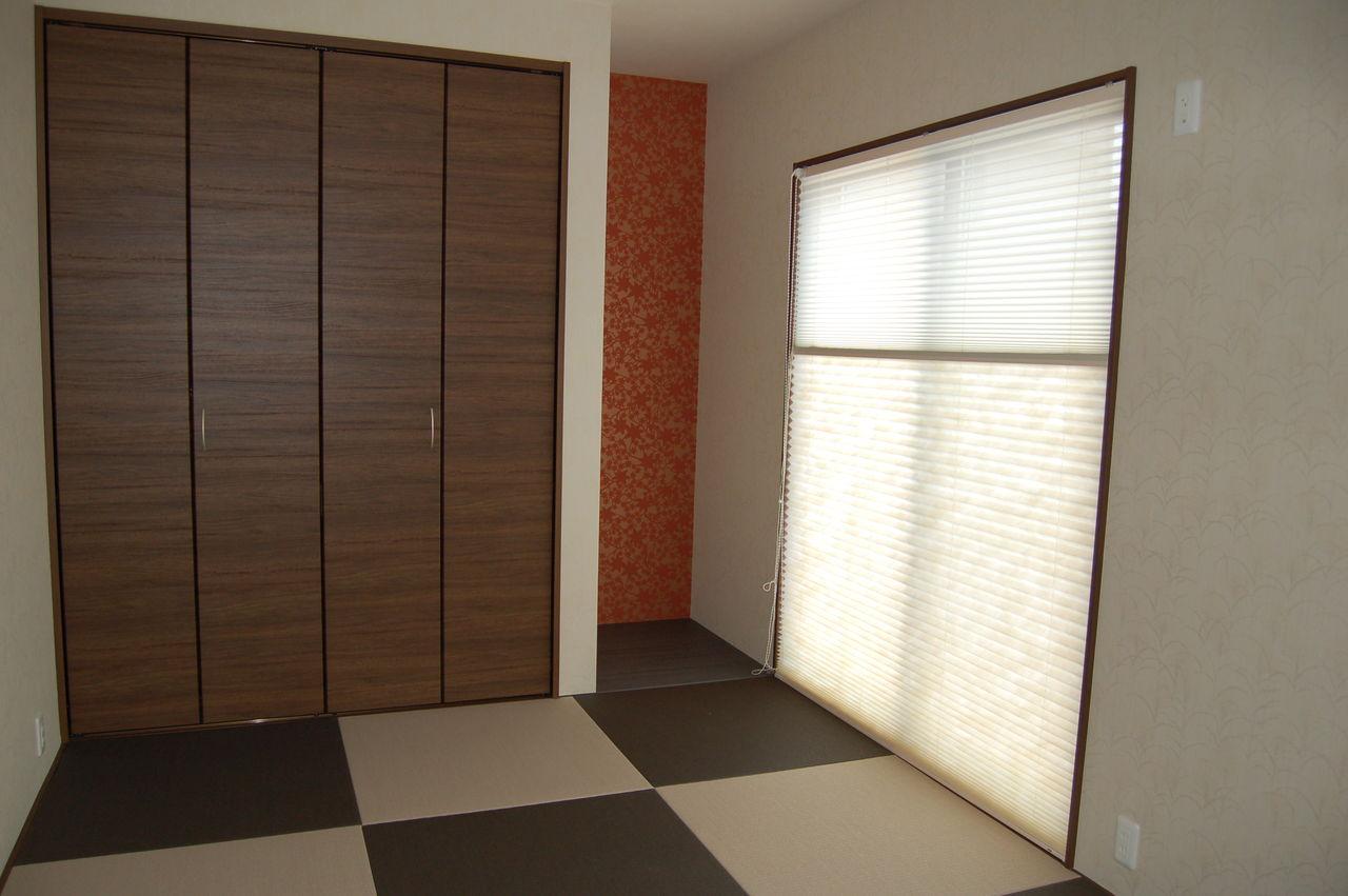 和室の壁紙 インテリア館セレス のブログ