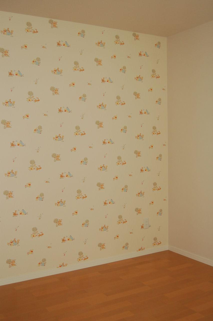 子供部屋の壁紙 インテリア館セレス のブログ