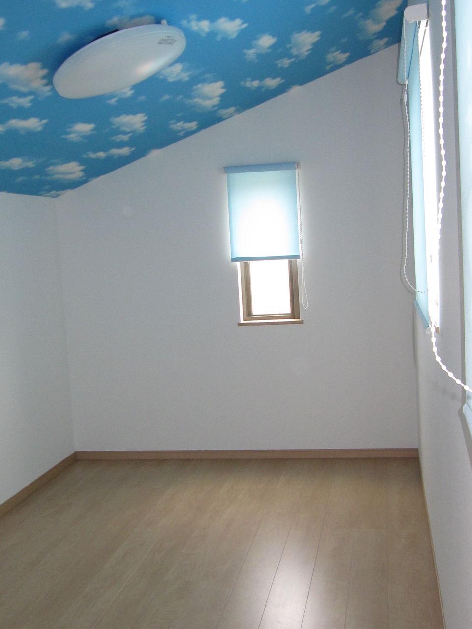 たのしい子供部屋 壁紙とコーディネイト インテリア館セレス のブログ