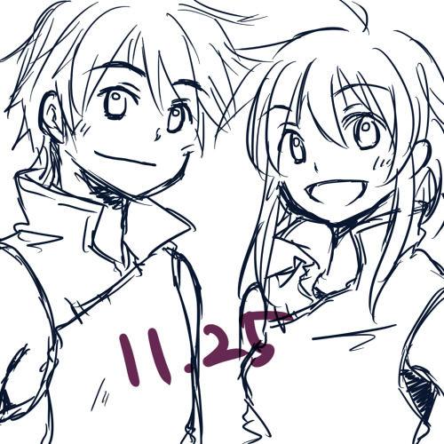 241125いい双子の日
