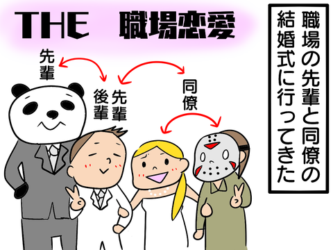 結婚式に行ってきた①1