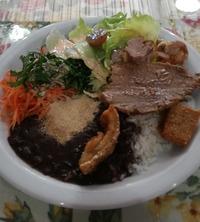 Por Kiloでの昼食 1