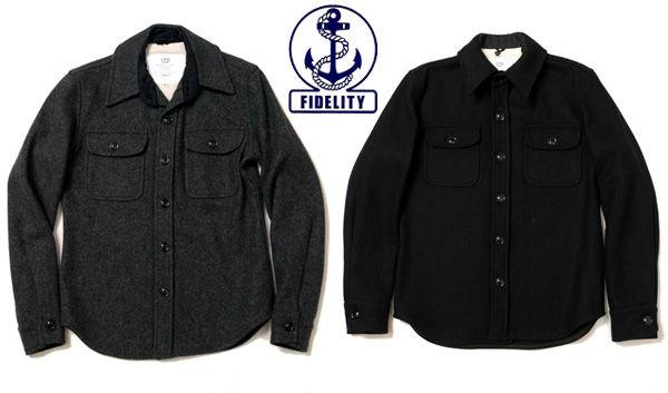 Fidelity cpo jacket hunky dory osaka blog for Fidelity cpo shirt jacket
