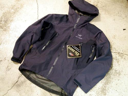 Arc Teryx Alpha Sl Hybrid Jacket Hunky Dory Osaka Blog