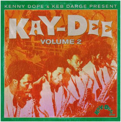 KENNY DOPE & KEB DARGE