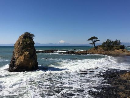 秋谷の立石2