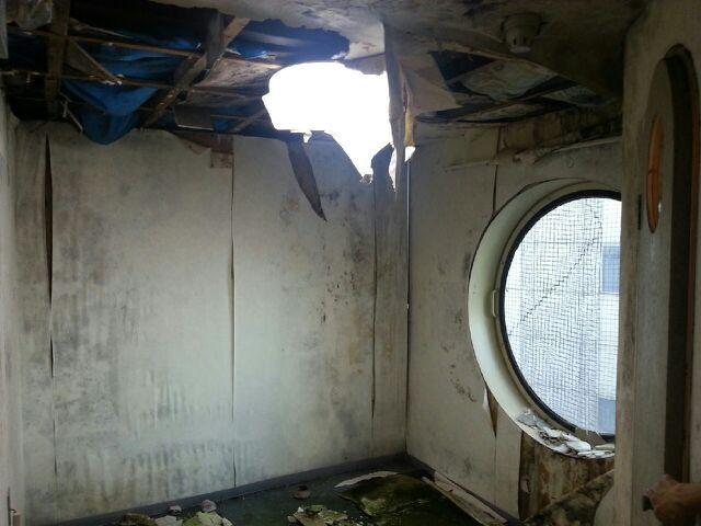 中銀室内穴