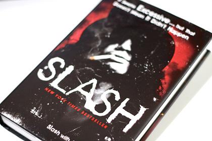 SLASH 自伝