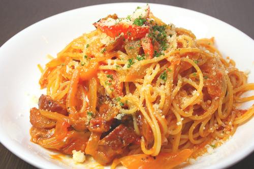 スパゲッティて意識高い系よりナポリタンのが絶対うまいよな