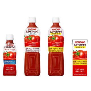 「カゴメトマトジュース」の出荷が前期比328%に 売れ過ぎだろ