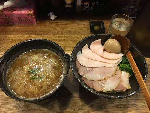 このレベルのつけ麺(900円)に告白されたらどうする??