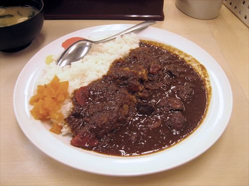 Matsuya_Original_Curry_and_rice_R