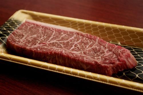 ステキなステーキ焼いた(´・ω・`)