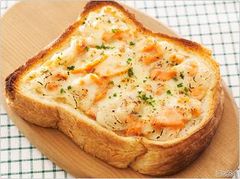 トーストで味の濃い美味い食い方教えろ