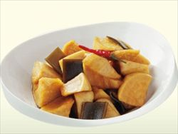 作った日はサラダ感覚、翌日から漬物で食べれる「大根のシャキポリ漬物」