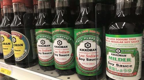 アメリカで醤油とウーロン茶が爆発的大ヒット!「キッコーマン」で通じるまでに成長
