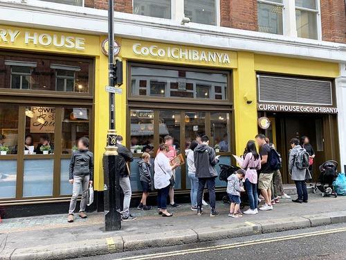 CoCo壱がイギリスで大人気!!一番人気はチーズチキンカツカレー(1742円)!CoCo壱高いなんて言ってるの日本人だけ