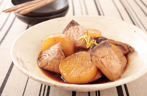 大根料理で一番美味いのは味噌汁とブリ大根 甲乙つけがたい異論は認める